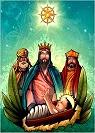 Historia de los reyes magos para niños