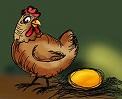 Cuento de la gallina de los huevo de oro
