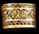 Los brazaletes de oro